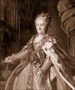 Екатерина II Алексеевна Великая