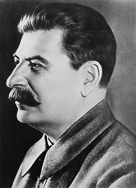 Сталин (Джугашвили), Иосиф Виссарионович